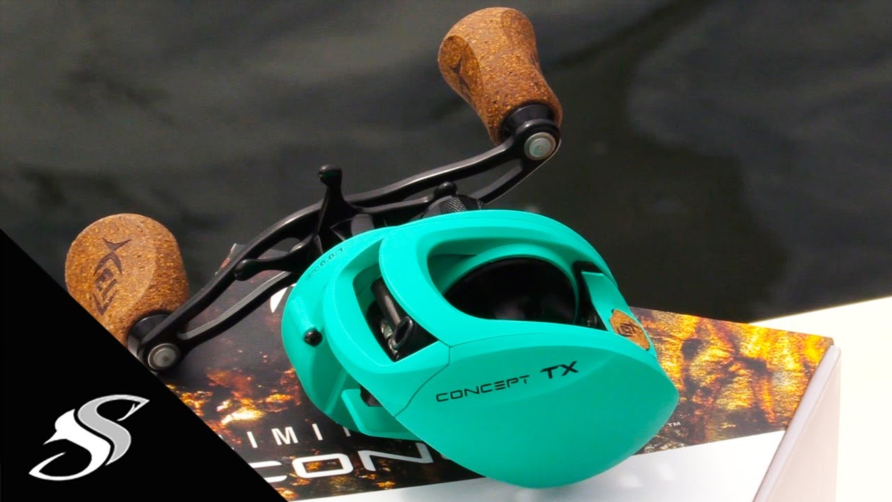 Concept tx baitcasting reel by 13 fishing first for Concept z 13 fishing