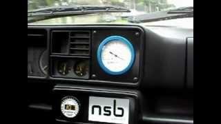 Lancia Delta test drive