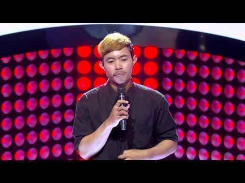 The Voice Thailand - หนุ่ม สมศักดิ์ - ป่านนี้ - 14 Sep 2014