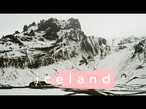 Shooting In Iceland