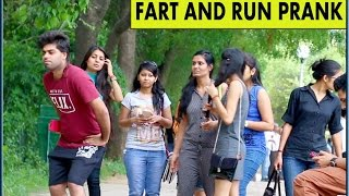 Fart and Run Prank - TroubleSeekerTeam - Pranks...