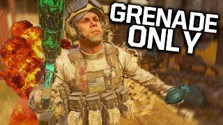 Modern Warfare Remastered - Crispy Challenges #44 (GRENADE ONLY CAGE MATCH!)