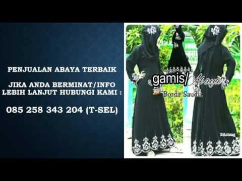 Jual Abaya Online | 0852 5834 3204 (TELKOMSEL)