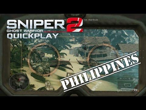 Sniper Ghost Warrior 2 Quickplay Demo - Philippines |