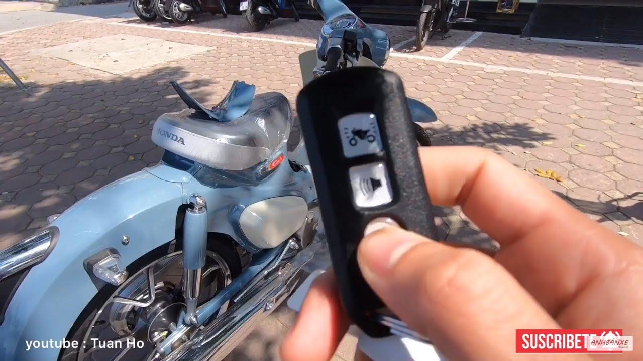 HMT – Honda super Cub 125 nhập Thái Lan giá hơn 80tr có gì? | Tuan Ho