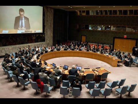 مجلس الأمن يصوت الأسبوع المقبل حول هدنة في سوريا  - نشر قبل 2 ساعة