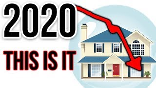 2020 - The Year The Real Estate Bubble Pops