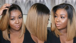 Baixar QUICK & EASY Way to Cut Off Lace on Lace Wig | 1B/30 BoB Lace Wig | Na Beauty