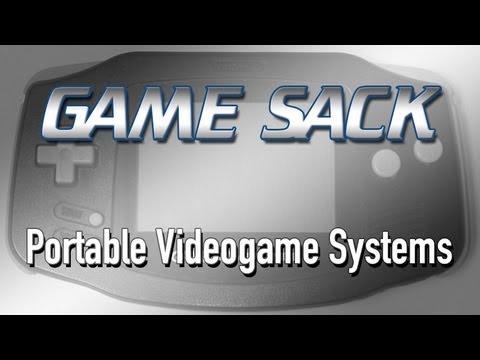 Game Sack - Portable Videogame Systems