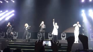 Pentatonix - Cracked and Na Na Na (live at O2 Academy Brixton PTX world tour) HD