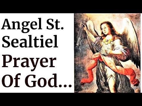 St sealtiel guardian angel