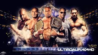 WWE 2K14:2005/2013 Batista