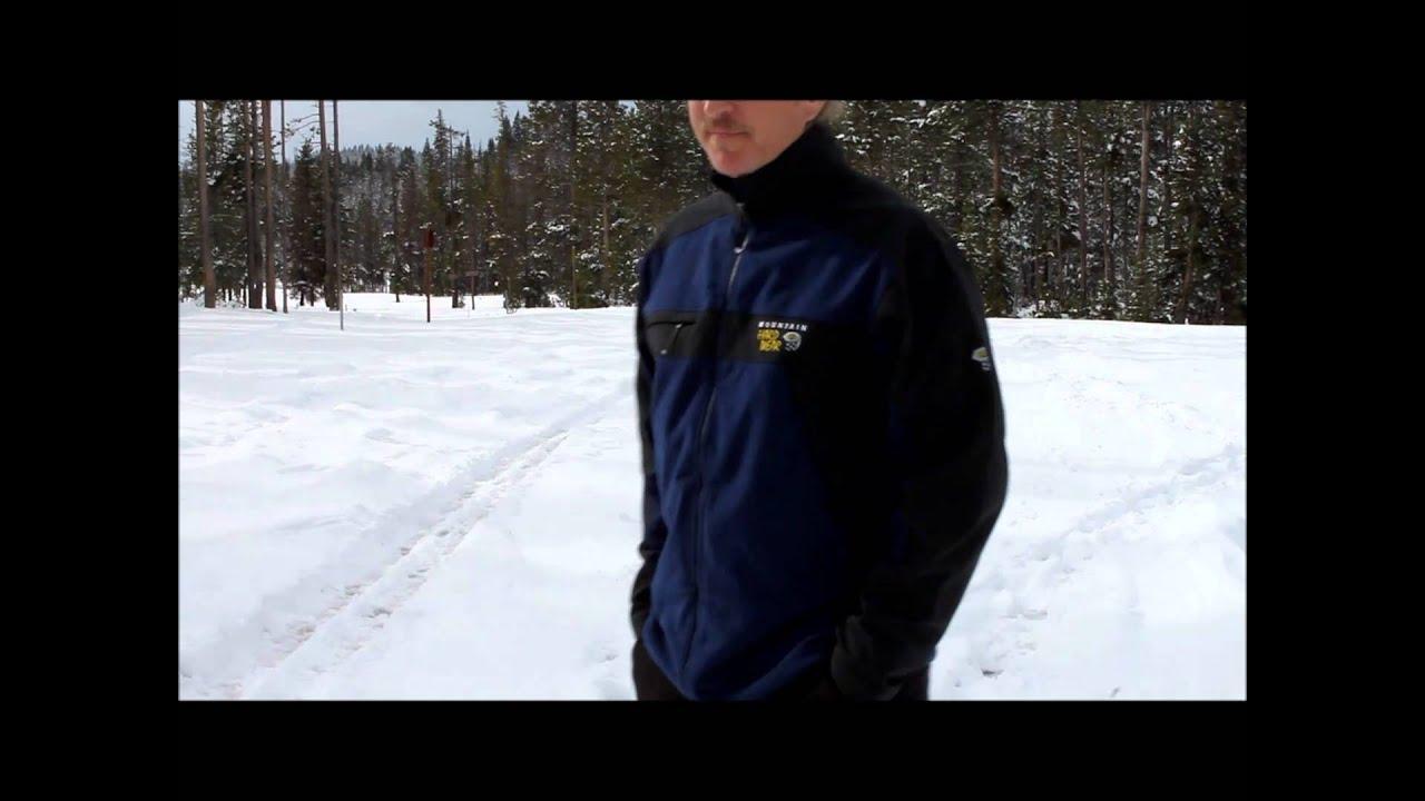 Mountain hardwear men's android jacket