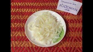Маринованный лук: рецепт от Foodman.club