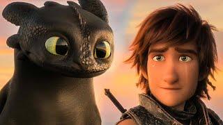 """""""Нет большего счастья, чем любовь"""": Трибьют мультфильмам Как приручить Дракона"""