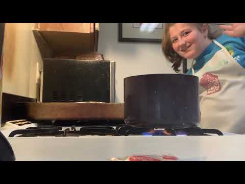 Cooking With Madison - Ramen Noodles