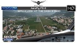 Dash 8 Q-400 X-Plane 11 Review!