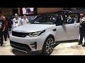 Land Rover Discovery (2017) - Motor Show Geneva