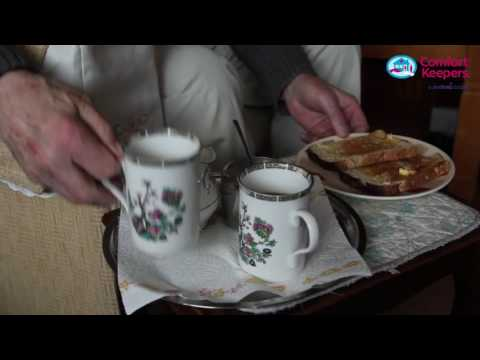 Comfort Keepers Silicon Valley Customized In Home Care & Elderly Care