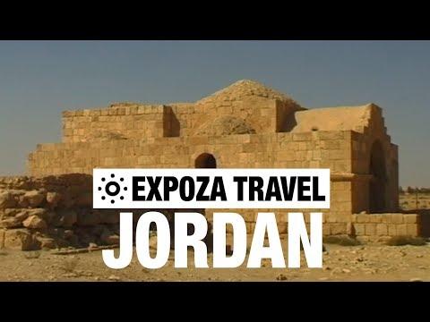 The Castles of the Umayyad Desert (Jordan) Vacation Travel Video Guide