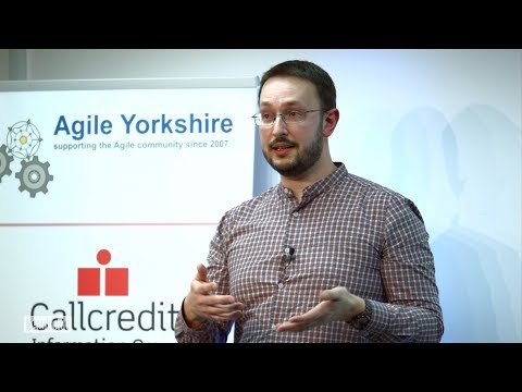 Keith Williams talks Dependencies, Injection and Abstraction for Fun and Profit at Agile Yorkshire