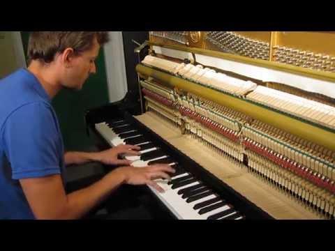 Aurelien FAOU: Des histoires à raconter (CASSEURS FLOWTERS), piano solo