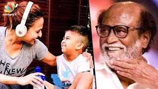Cute Little Mechanic from Superstar Family | Soundarya Rajinikanth's Son Ved | Hot News