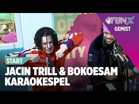 BOKOESAM EN JACIN TRILL BREKEN STUDIO AF, NA LEGENDARISCH KARAOKESPEL!