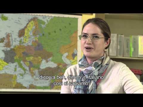 Italiano per stranieri - Che cosa fai in Italia? (A2 con sottotitoli)