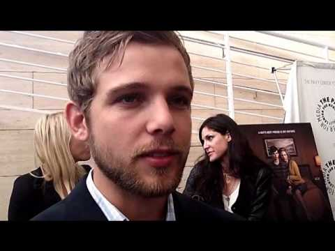 Max Thieriot (Bates Motel) at the Paley Center for Media