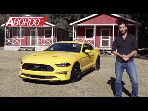 Ford Mustang 2018 - Prueba A Bordo Complete