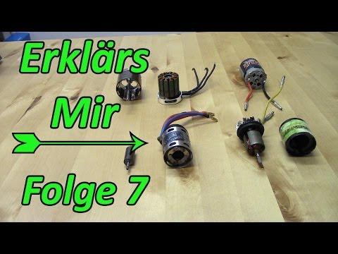 """Erklärs Mir""#7 - Brushless Motoren"