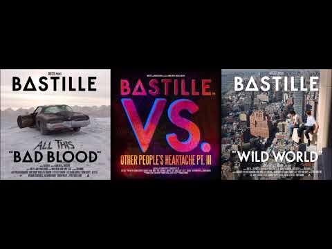 Bastille - The Megamix (Mashup by InanimateMashups)