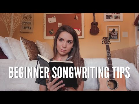 5 Basic Songwriting Tips | For Beginners