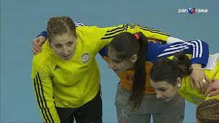 "Гандбол. Кубок EHF. 1/4 финала. ""Ростов-Дон"" vs. ""Астраханочка"""