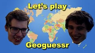 Let's play geoguessr