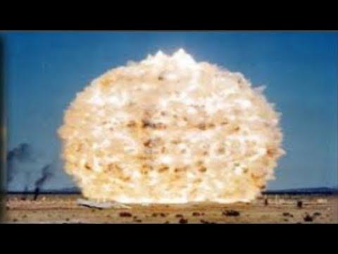7 Sorprendentes Explosiones grabadas en cámara