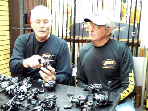 Lew 39 s reels corporate headquarters springfield mo youtube for Pete wenners fishing report