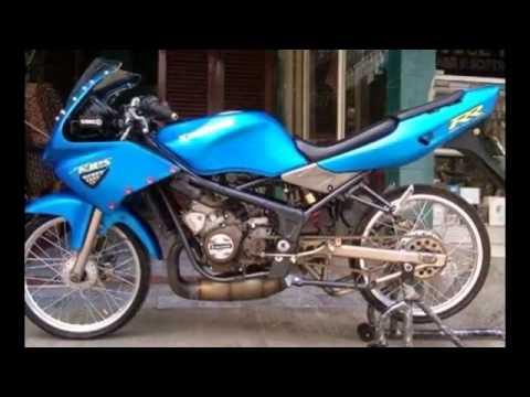 contoh modifikasi motor ninja r velg jari jari