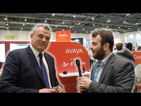 Building the Future WITH YOU! - MORE Avaya at UC Expo 2017
