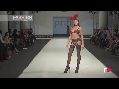 GRAND DEFILE MAGAZINE LINGERIE | CPM Moscow Весна/Лето 2014-2015 | by Fashion Channel