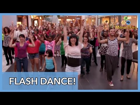 I Hope You Dance - The Movie 2015 (OFFICIAL Flash Mob Video)