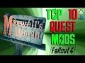 Fallout 4 Top 10 Quest Mods - Part 1