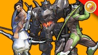 MEDIEVALWATCH!   Overwatch Custom Game