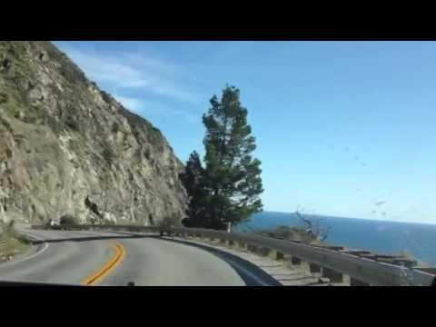 Big sur road trip 2013