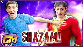 Harry is Shazam! - Fun Kids Parody