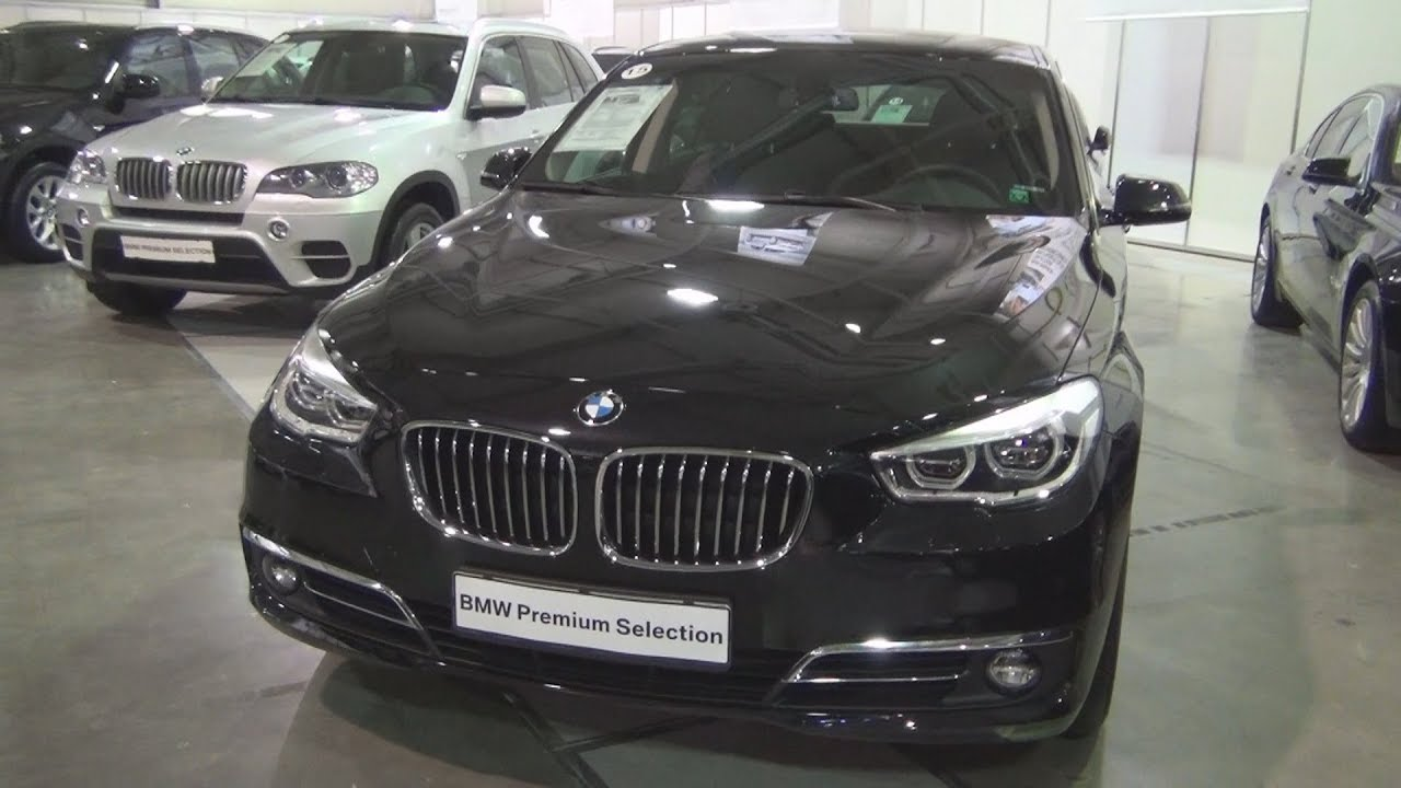 bmw 530d xdrive gt luxury line 2014 exterior and interior youtube. Black Bedroom Furniture Sets. Home Design Ideas