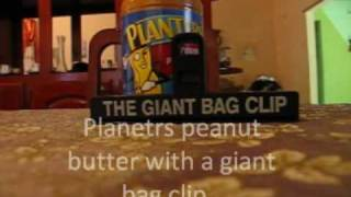 Bush Negro Food - Planters Peanut Butter