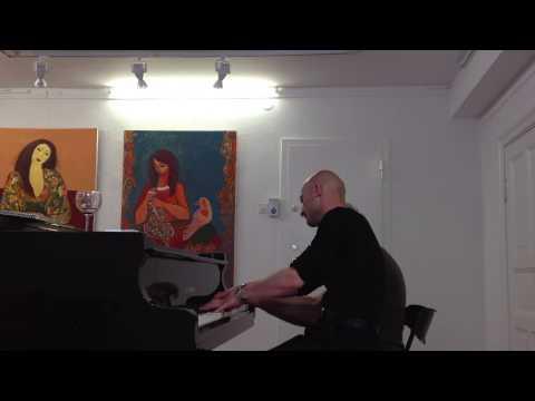 4 hands spontaneous piano improvisation - Feel free to name it!