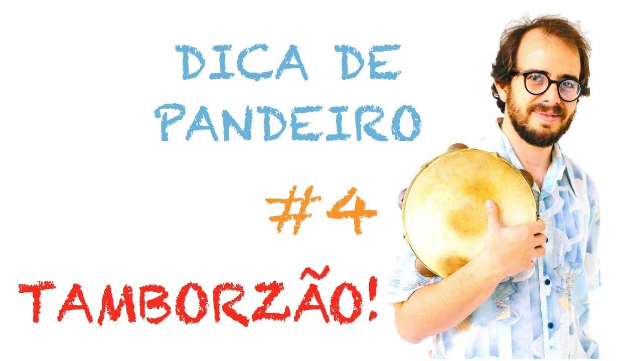 Dica de Pandeiro do Krakowski #4 - Tamborzão! (em Português)